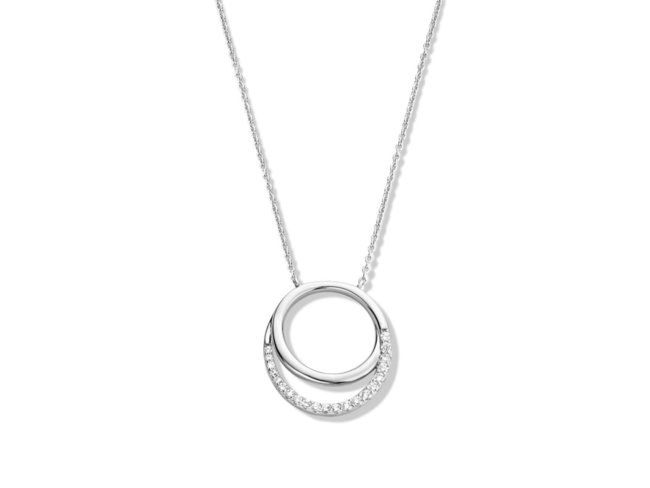 Naiomy Silver | Collier | Argent | N1J52