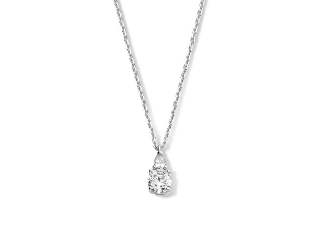 Naiomy Silver | Collier | Argent | N1F52