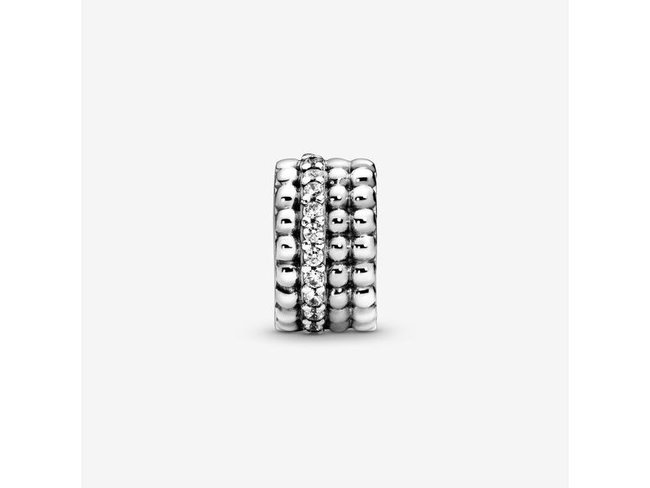 Pandora | Charm | Clips | Brillance Perlée | 797520CZ