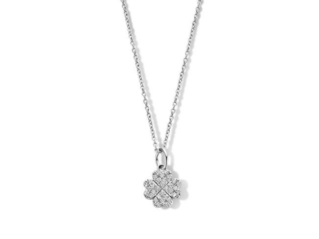 Naiomy Silver | Collier | Argent | Oxyde de Zirconium | B1L02