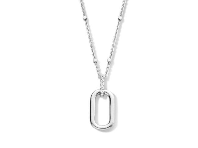 Naiomy Silver | Collier | Argent | Oxyde de Zirconium | N1G52