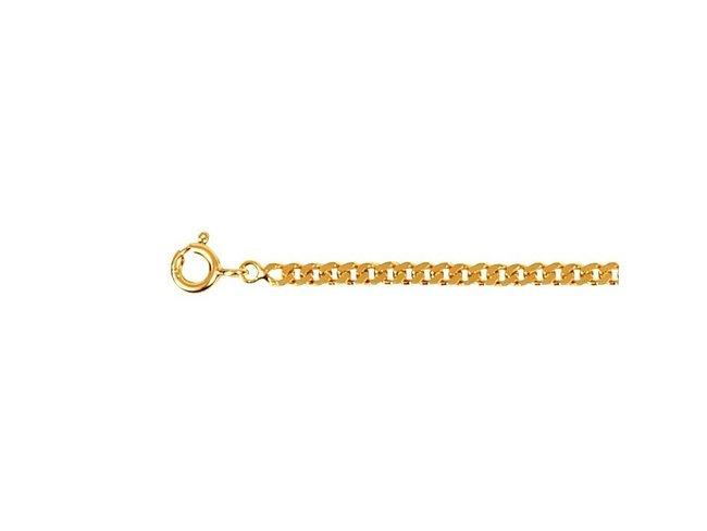 Saunier | Chaîne | Plaqué Or | 2.4mm | 8103070 01