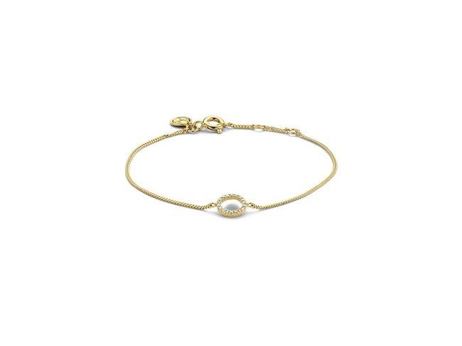 Diamanti Per Tutti | Bracelet | Plaqué Or | Diamants | M1312