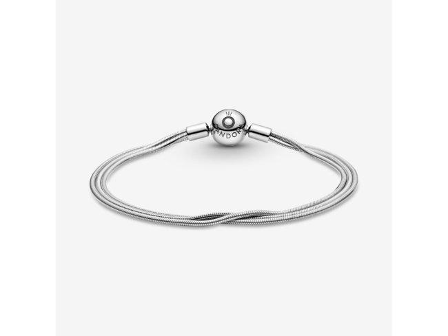 Pandora | Bracelet | Moments | Multi-Rangs | 599338C00