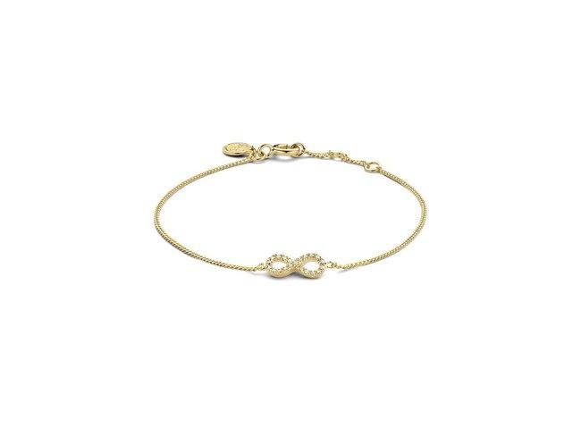 Diamanti Per Tutti | Bracelet | Plaqué Or | Diamants | M122 DO
