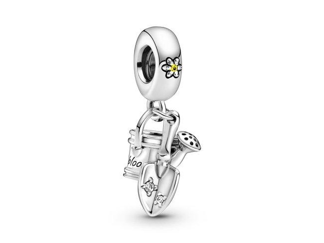 Pandora | Charm | Pendant Arrosoir et Truelle | 799359C01