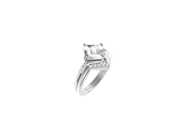 Diamanti Per Tutti   Bague   Argent   Diamants   M1693 AG