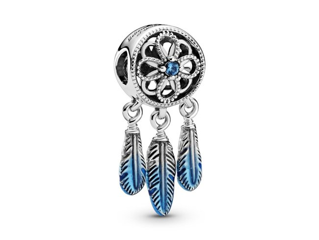Pandora | Charm | Attrape-Rêves Bleu | 799341C01