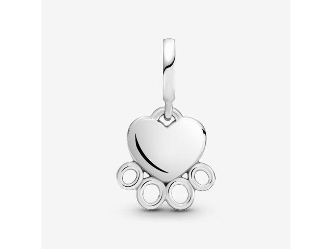 Pandora | Charm | Coeur & Empreinte de Pattes | 799360C00