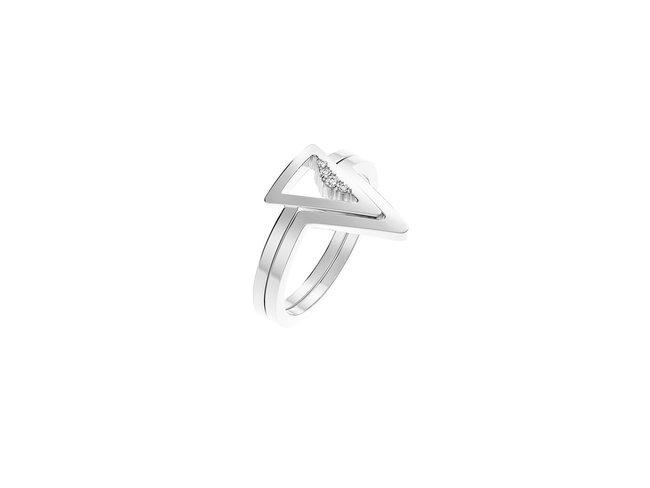 Diamanti Per Tutti   Bague   Argent   Diamants   M1721 AG