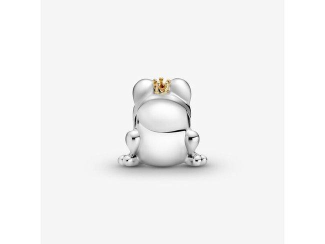 Pandora | Charm | Prince Grenouille Bicolore | 799342C00
