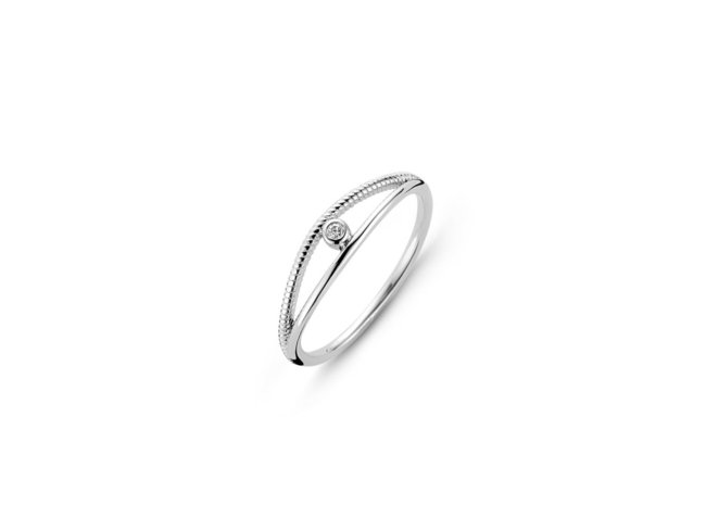 Diamanti Per Tutti   Bague   Argent   Diamants   M1545 AG
