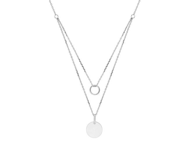 Loumya Silver | Collier | Argent | Personnalisable | RM332395AG