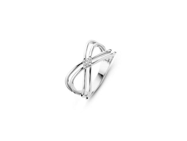 Diamanti Per Tutti   Bague   Argent   Diamants   M1543 AG