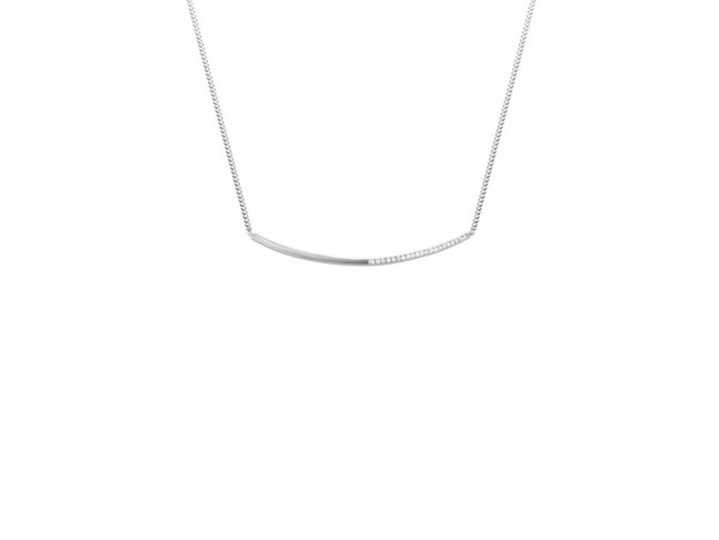 Diamanti Per Tutti | Collier | Argent | Diamants | M259 AG