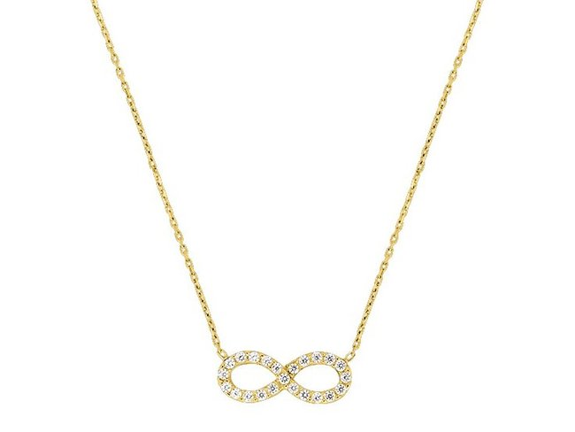 Loumya Gold | Collier | Or Jaune | Infini | RM3.3055.ZO