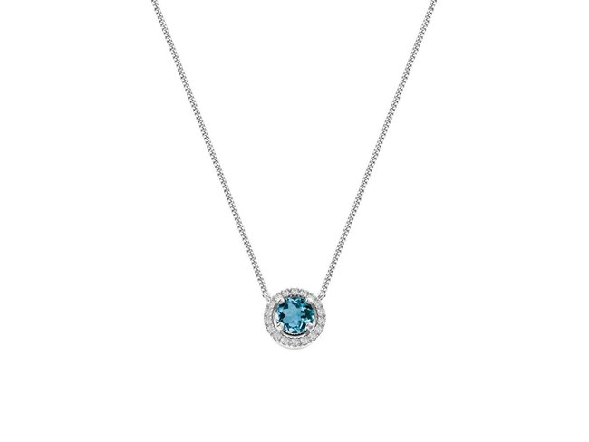 Diamanti Per Tutti | Collier | Argent | Diamants | M1593 AG