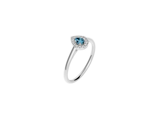 Diamanti Per Tutti   Bague   Argent   Diamants   M1592 AG