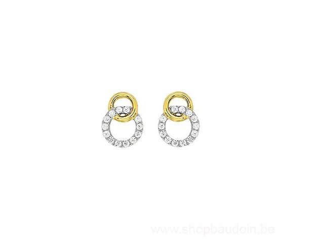 Loumya Gold | Boucles d'Oreilles | Or Jaune | RM2.3052.Z3