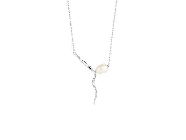 Diamanti Per Tutti | Collier | Argent | Perle | M1656 AG