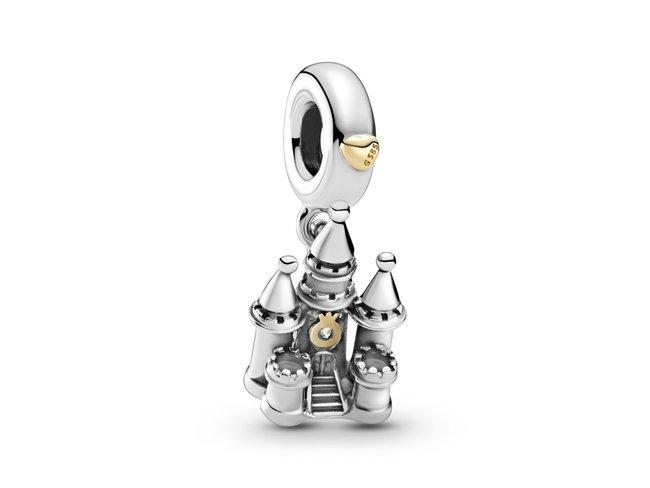 Pandora | Charm | Château Bicolore | 799337C00
