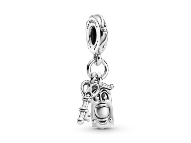 Pandora | Charm | Disney | Clé & Poignée de Porte |799344C00