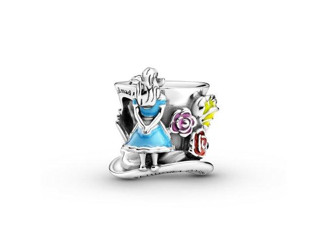 Pandora | Charm | Disney |Alice |Thé du Chapelier Fou|799348