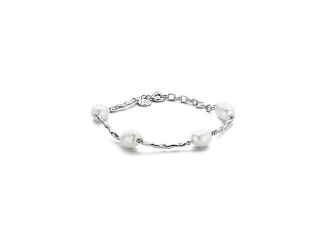 Diamanti Per Tutti | Bracelet | Argent | Perle | M1653 AG