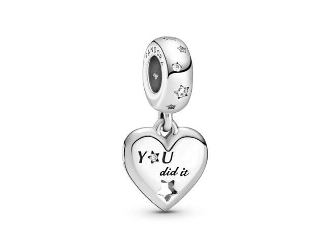Pandora | Charm | Félicitations Coeur Etoile | 799323C01