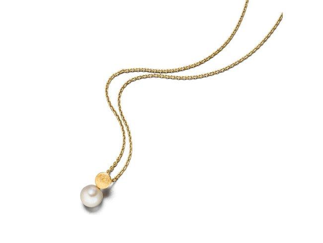 Viventy   Collier   Plaqué Or   Perle   783952