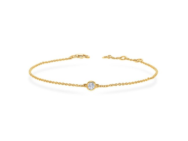 Loumya Gold | Bracelet | Or Jaune | Diamant | BE054969/A