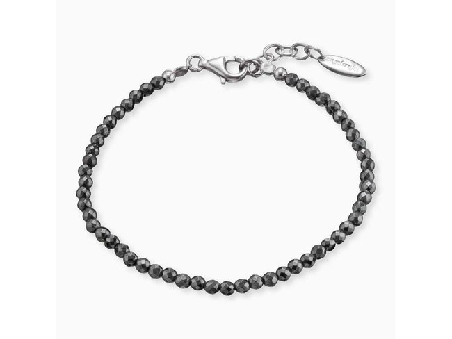 Engelsrufer | Bracelet | Hématite | Argent
