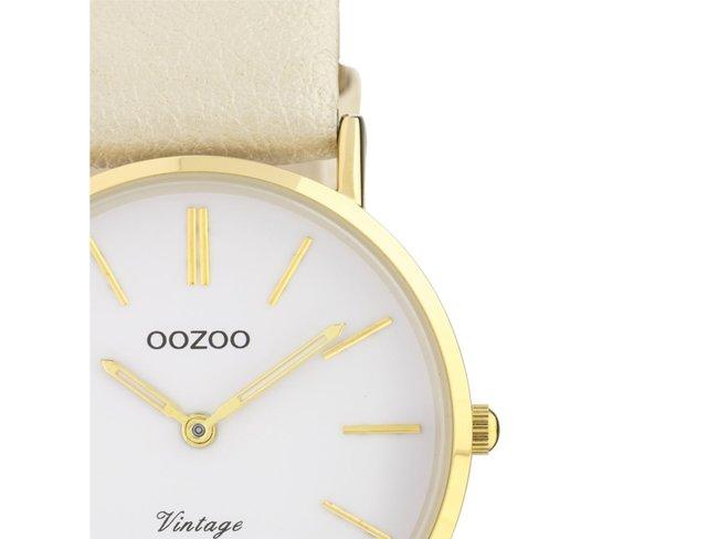 OOZOO | Cuir Blanc Cassé | C9971