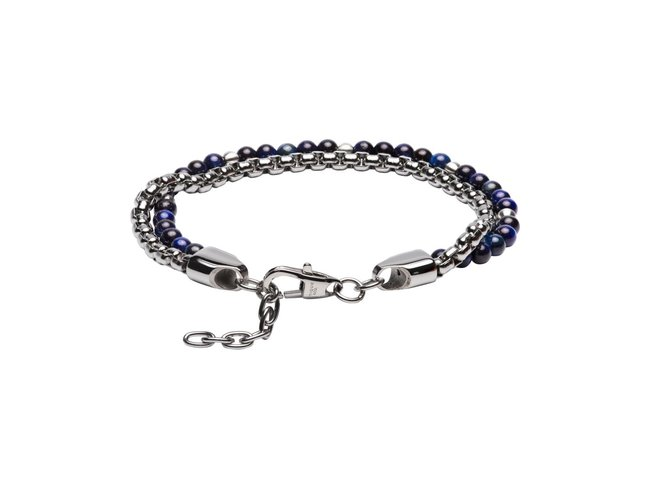 Unique   Bracelet   Acier   LAB142