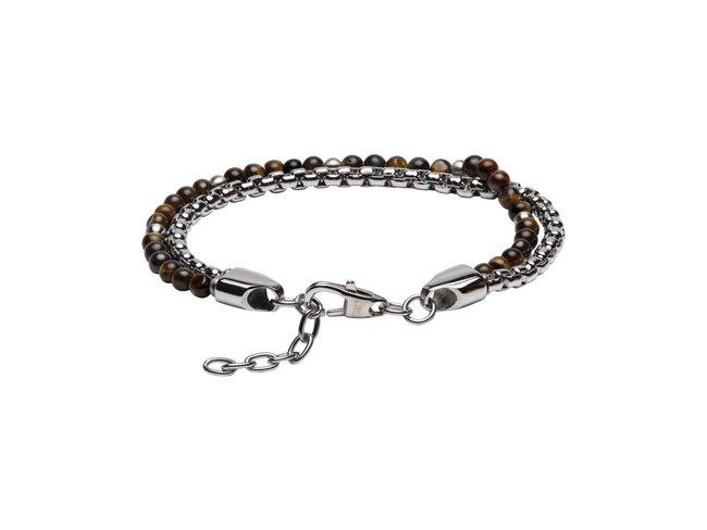 Unique   Bracelet   Acier   LAB144