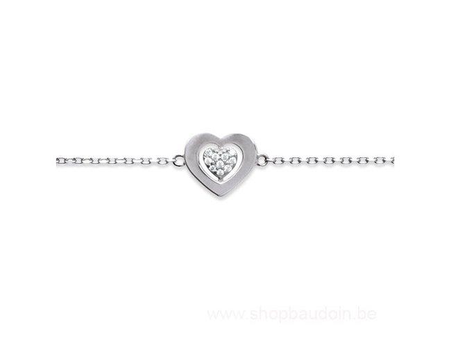 Bijoux CN Paris   Bracelet   Argent   Oxyde de Zirconium   87302918