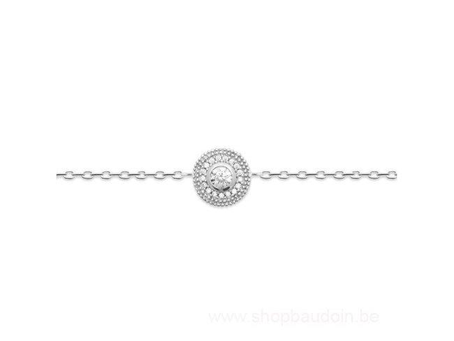 Bijoux CN Paris   Bracelet   Argent   Oxyde de Zirconium   87341018