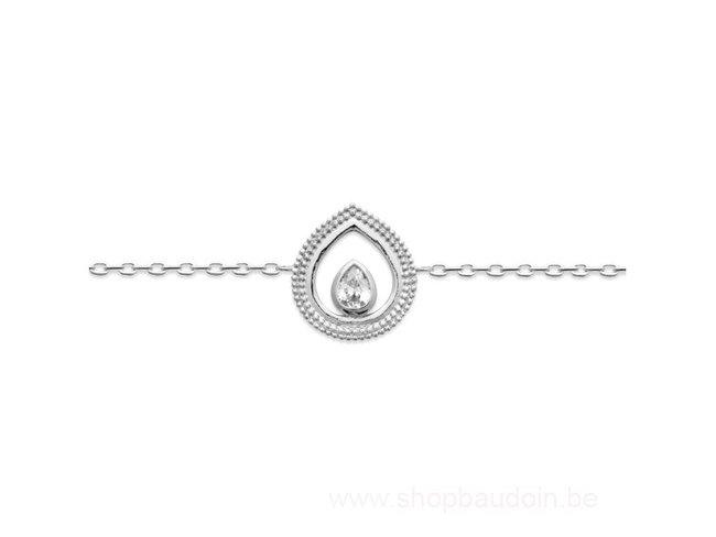 Bijoux CN Paris   Bracelet   Argent   Oxyde de Zirconium   87340018
