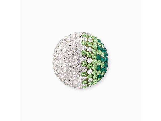 Engelsrufer | Grelot | Cristal Blanc-Vert | ERS-04-ZI