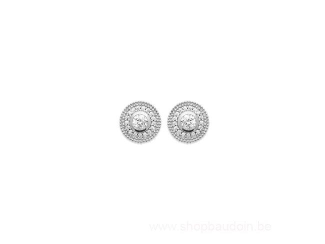 Bijoux CN Paris | Boucles d'Oreilles | Argent | 1584010