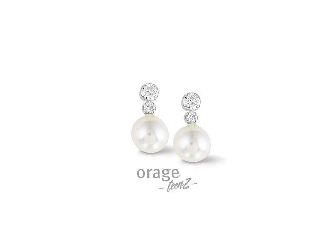 Orage Teenz | Boucles d'Oreilles | Argent | T483