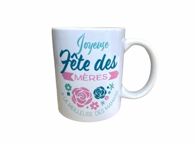 MUGS | Mugs | Joyeuses Fêtes Des Mères | Coeur | OTB511