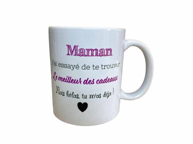 MUGS | Mugs | Je T'Aime Maman | OTB514