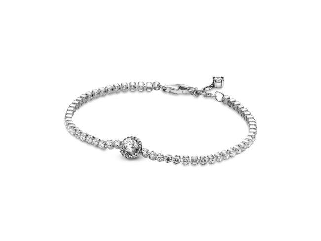 Pandora | Bracelet | Rivière Halo Scintillant | 599416C01