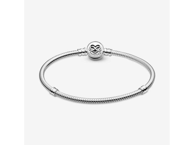 Pandora | Bracelet | Moments | Infini Cœur | 599365C00