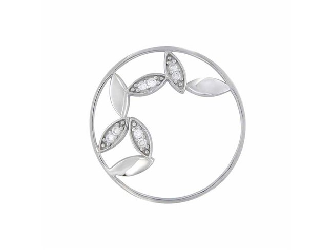 My Imenso | insigne | Argent | 33mm | 33-1518