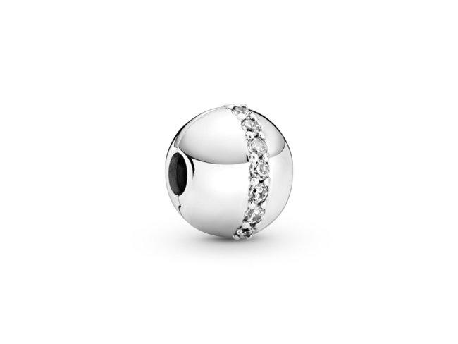 Pandora | Charm | Clip | Ligne Scintillante | 799403C01