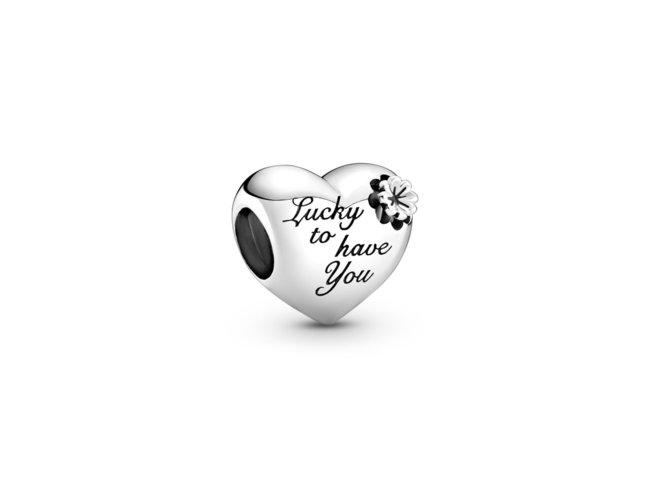 Pandora | Charm | Cœur & Trèfle | 799364C00