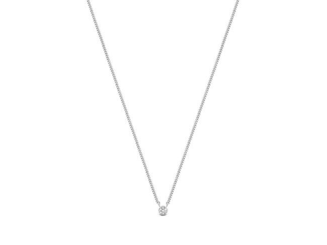 Diamanti Per Tutti | Collier | Argent | Diamants | M506 AG