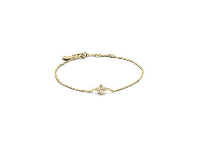Diamanti Per Tutti | Bracelet | Plaqué Or | Diamants | M466 DO